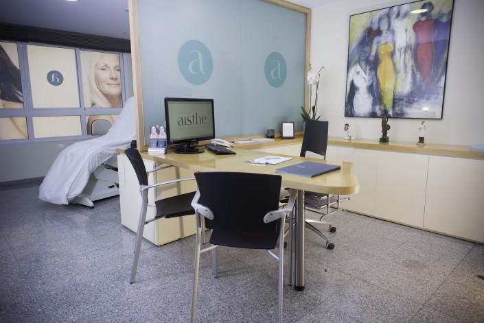 Despacho de Box 1 Aisthe Alicante