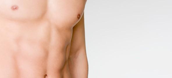 Exceso mamario masculino Ginecomastia Alicante