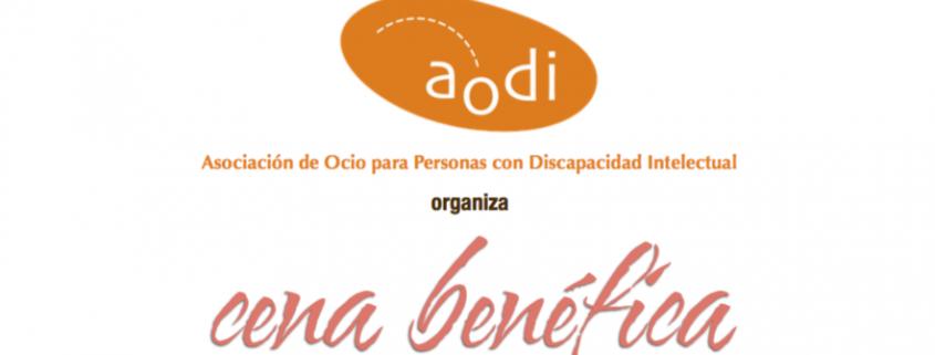Cena benéfica AODI 2015 Alicante